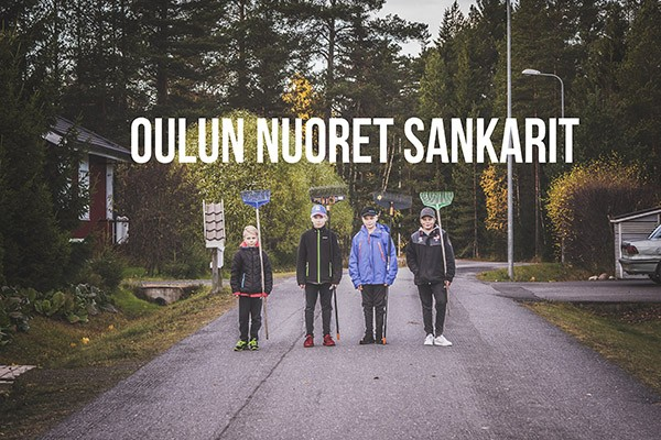 Brother Christmas, Oulun nuoret sankarit